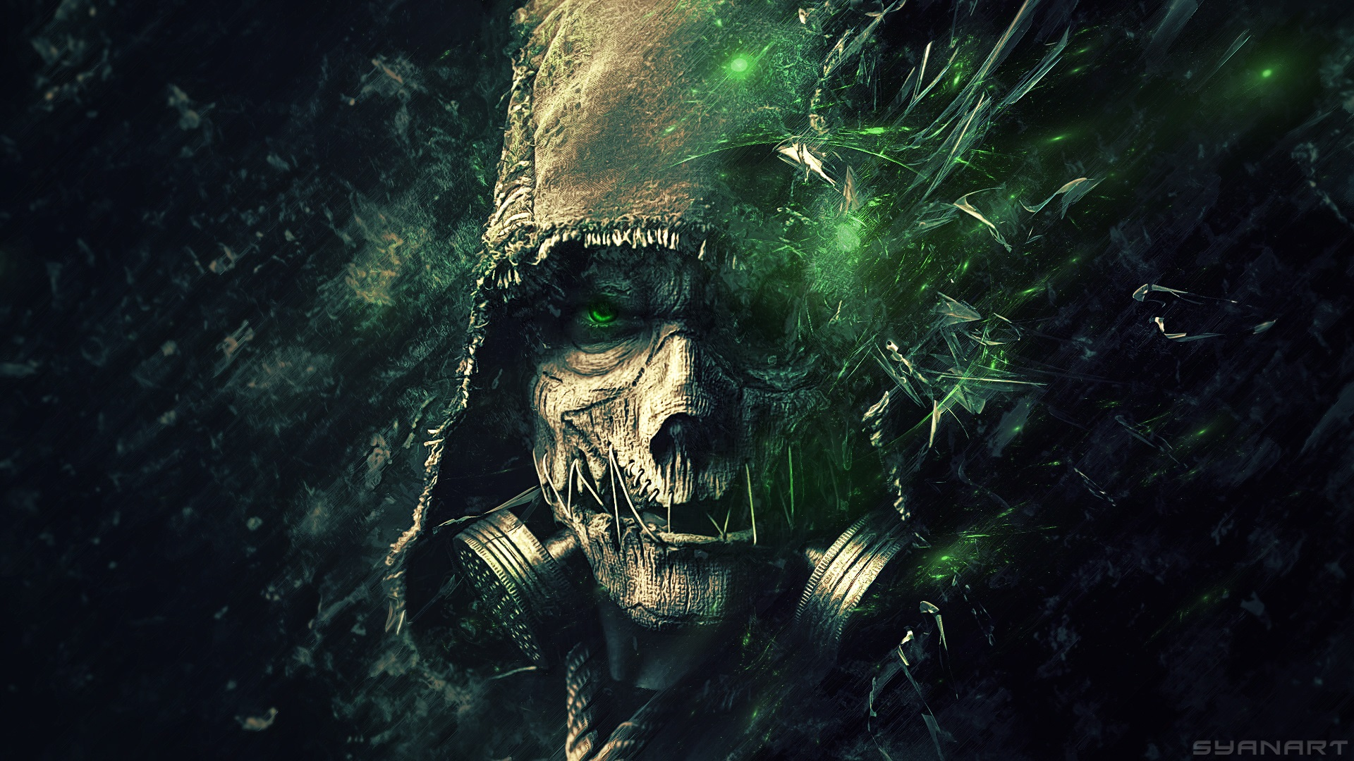 Скачать скин Scarecrow (Пугала) для CS:GO
