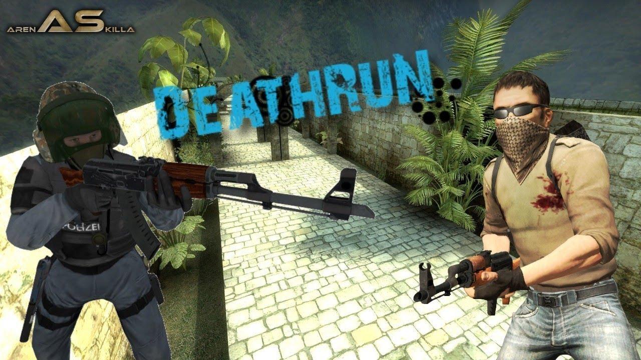 Deathrun карты