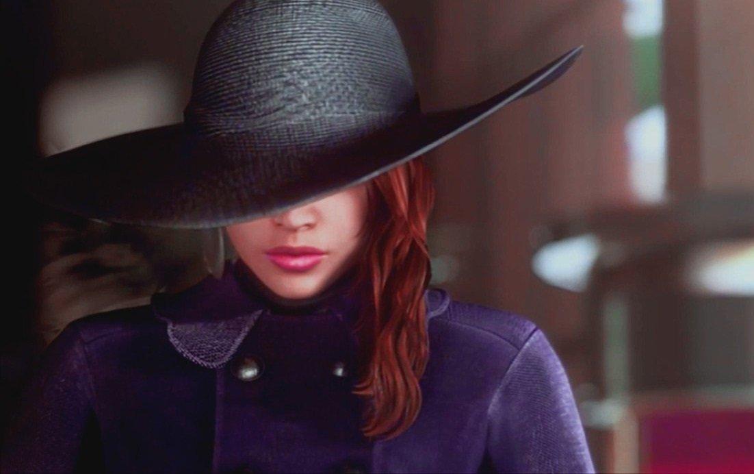 Скачать скин Джессики Шерават (Jessica Sherawat) для CS:GO (Модель спецназовца на игрока)