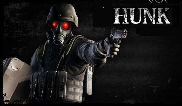 Скачать скин Ханка (Hunk, Resident Evil) для CS:GO (Модель спецназовца на игрока)