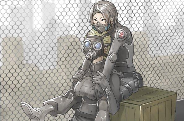 Скачать скин bertha (Resident Evil) для CS:GO (Модель солдата на игрока)