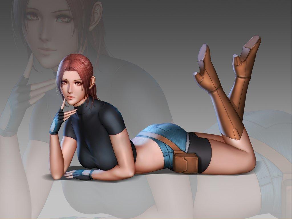 Скачать скин Клэр Редфилд (Claire Redfield) для CS:GO (Модель игрока)