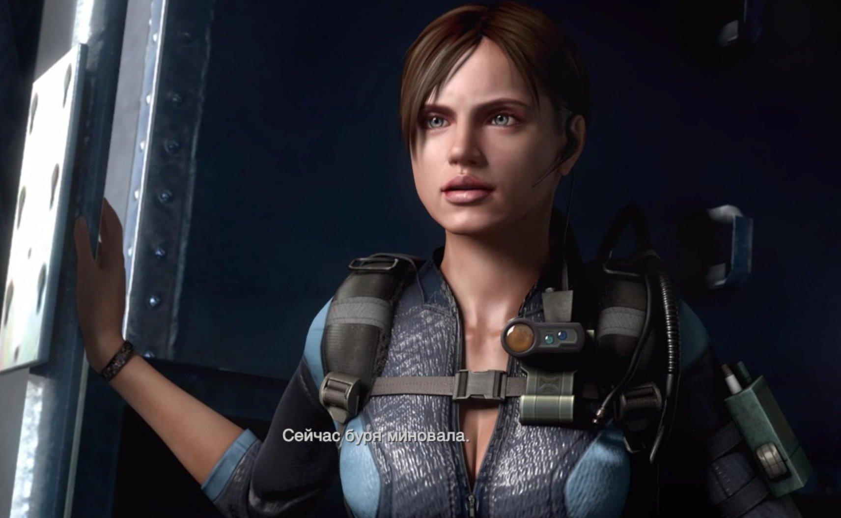 Скачать скин Джилл Валентайн (Jill Valentine) для CS:GO (Модель спецназовца на игрока)