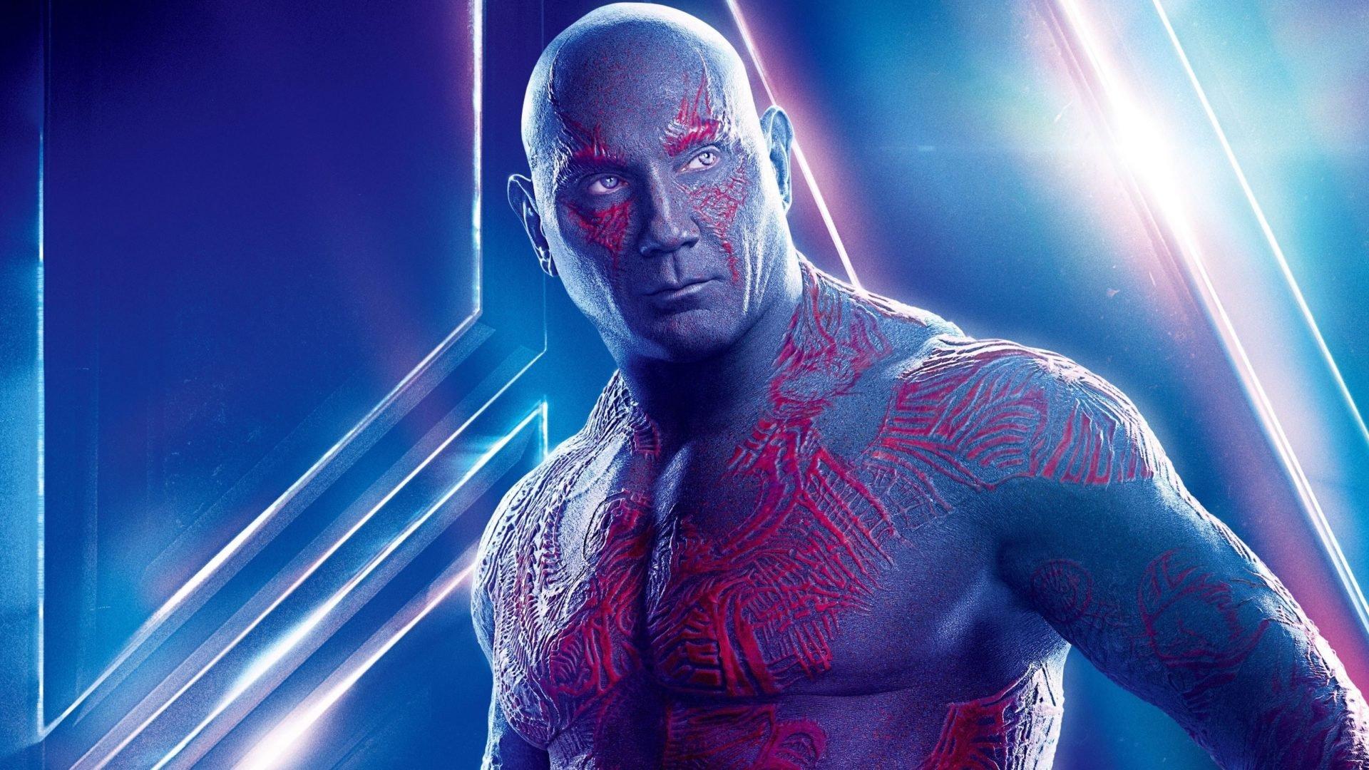 Скачать скин Дракс (Drax Marvel) для CS:GO (Модель персонажа на игрока)