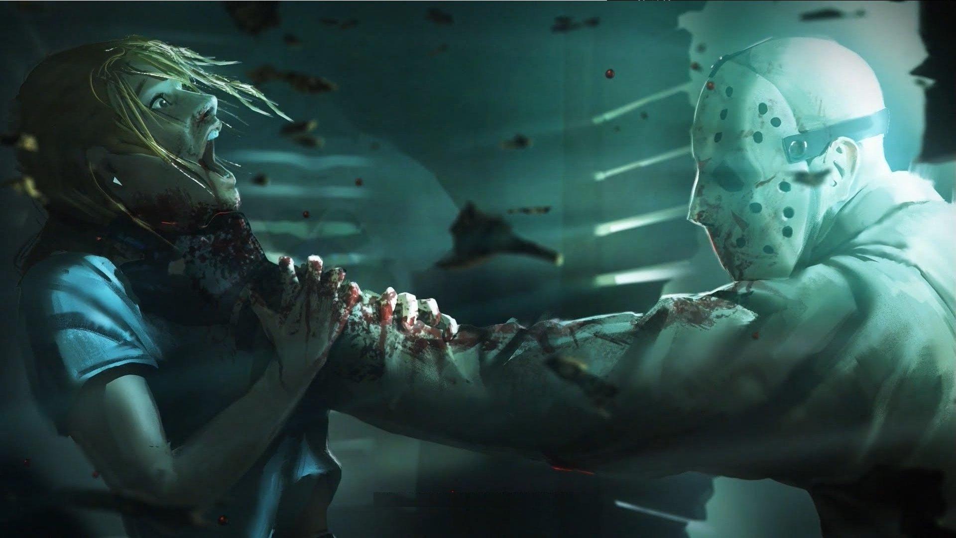 Скачать скин Джейсона Вурхиза (Jason) для CS:GO (Модель на игрока)