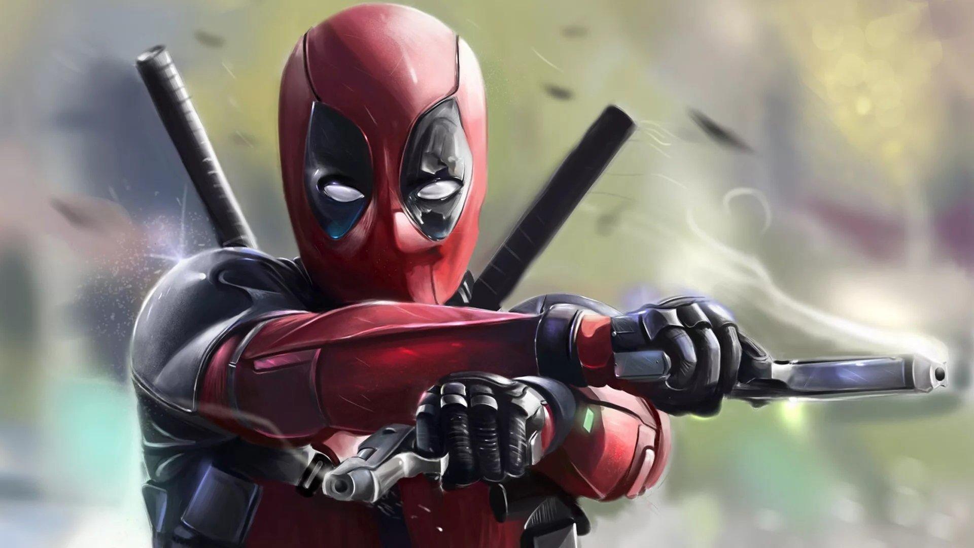 Скачать скин Дэдпула (Deadpool) для CS:GO, скачать бесплатно