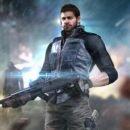 Скачать скин Криса Редфилда (Chris Redfield) для CS:GO (Модель спецназовца на игрока)